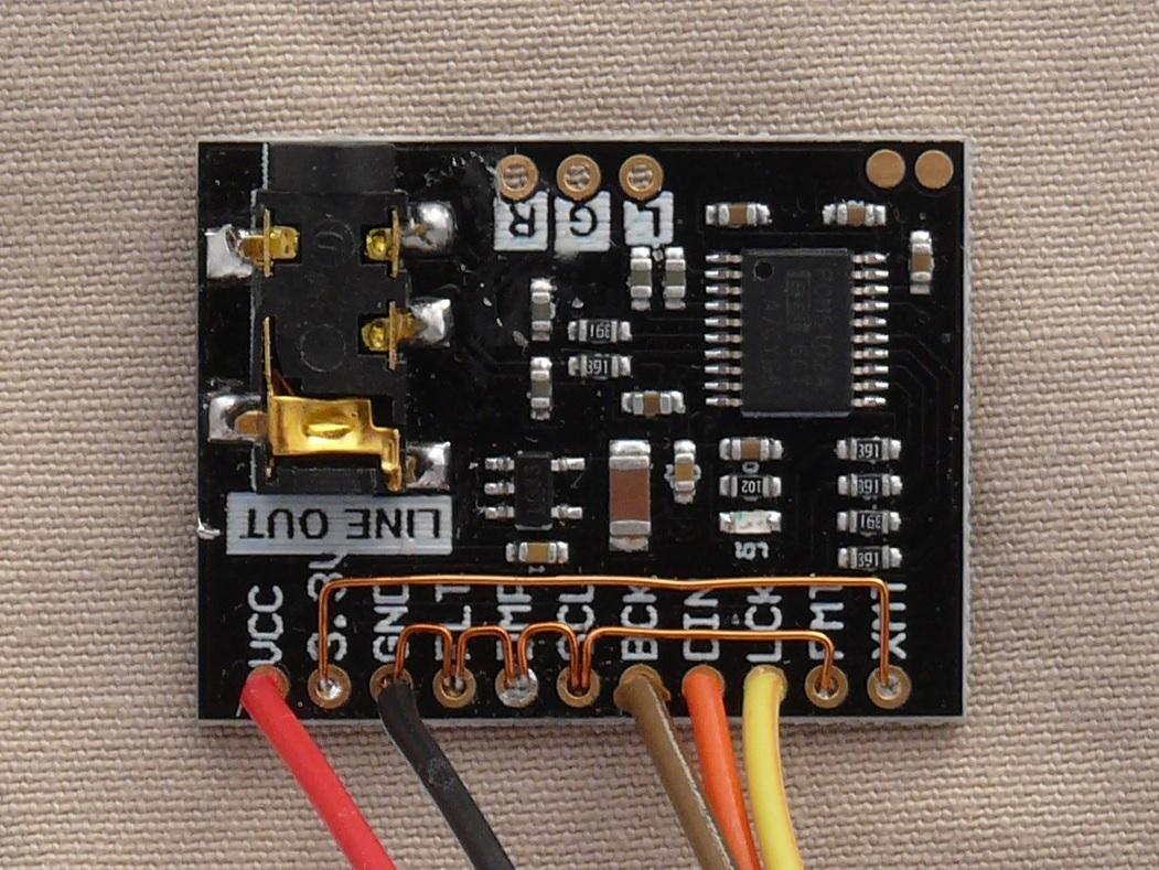 Raspberry Pi $4 High Quality Audio – PCM5102A